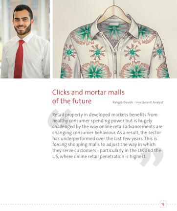 UP Magazine Algae shirt