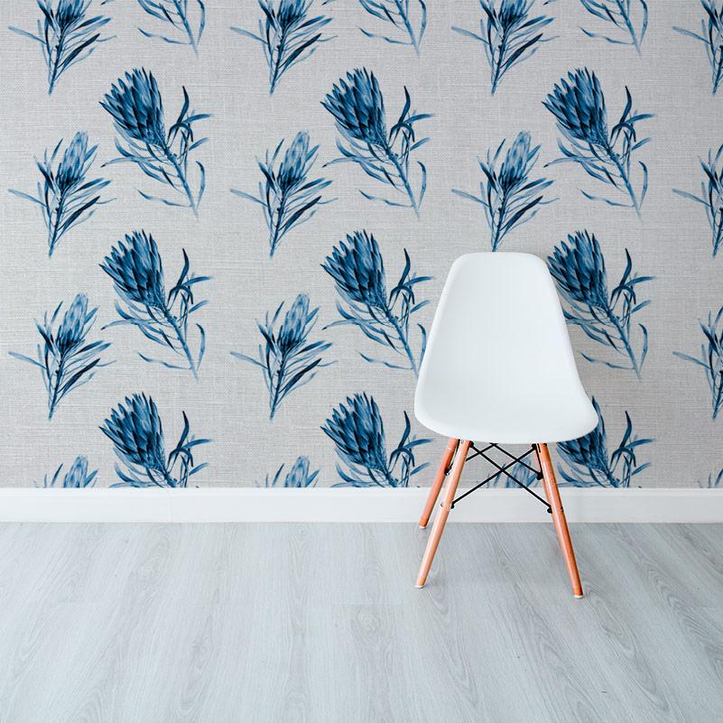 Protea repens Blue
