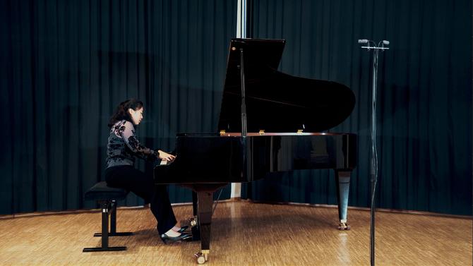 Klassikaufnahme Piano