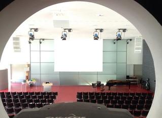 Konzert bei Absolventenfeier Hochschule Reutlingen