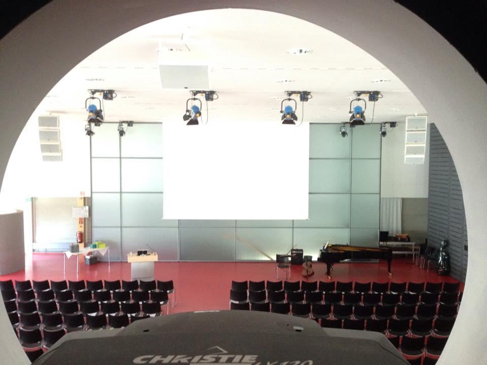 Konzert bei Absolventenfeier der Hochschule Reutlingen
