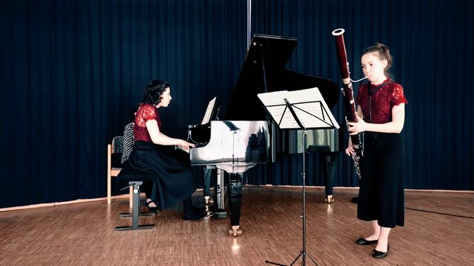 Fagott/Klavier Duo