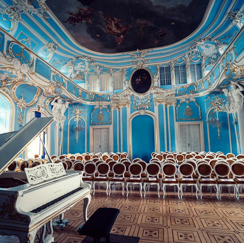 Schroeder -  Blauer Saal