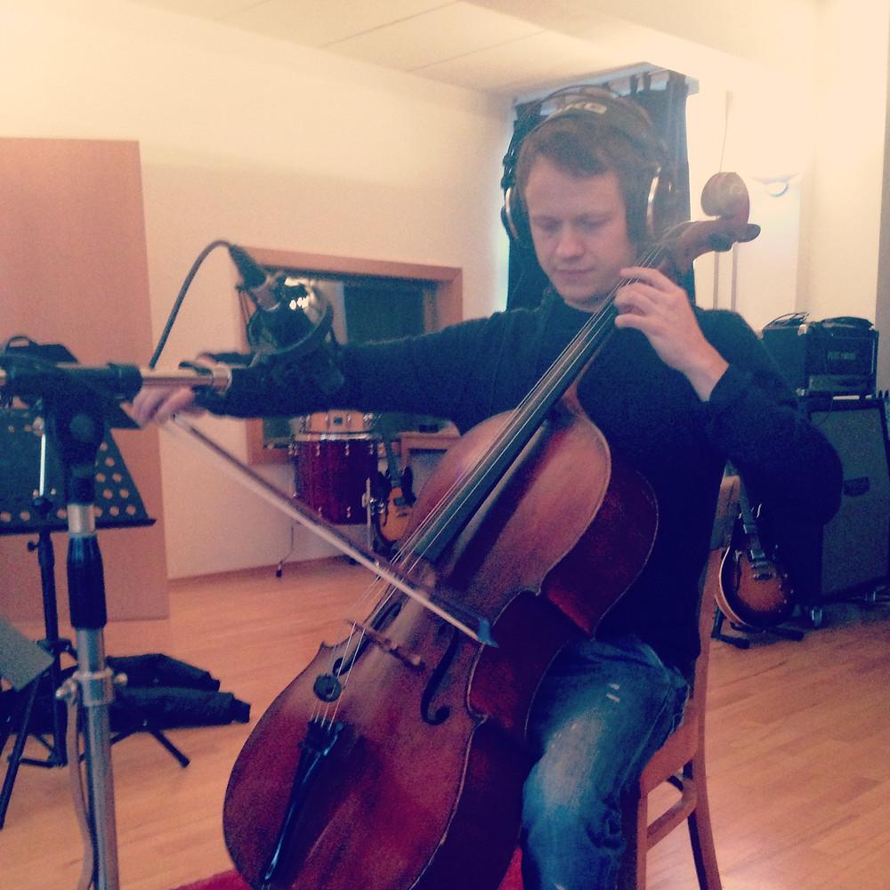 Cellorecording Tonetemple Studio