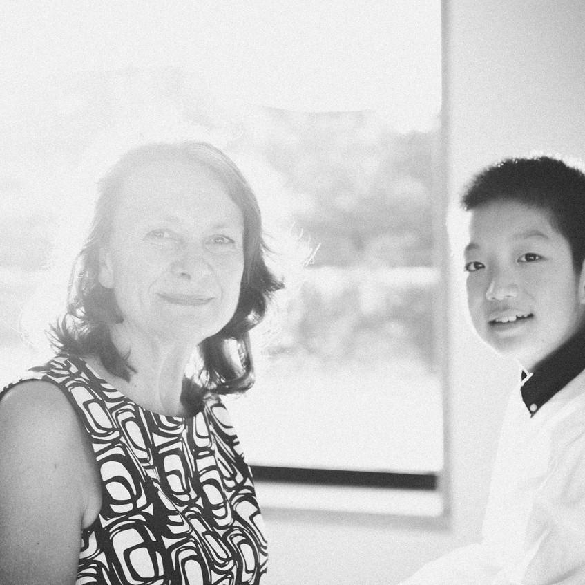 Lydia Gleim und Hector Lui