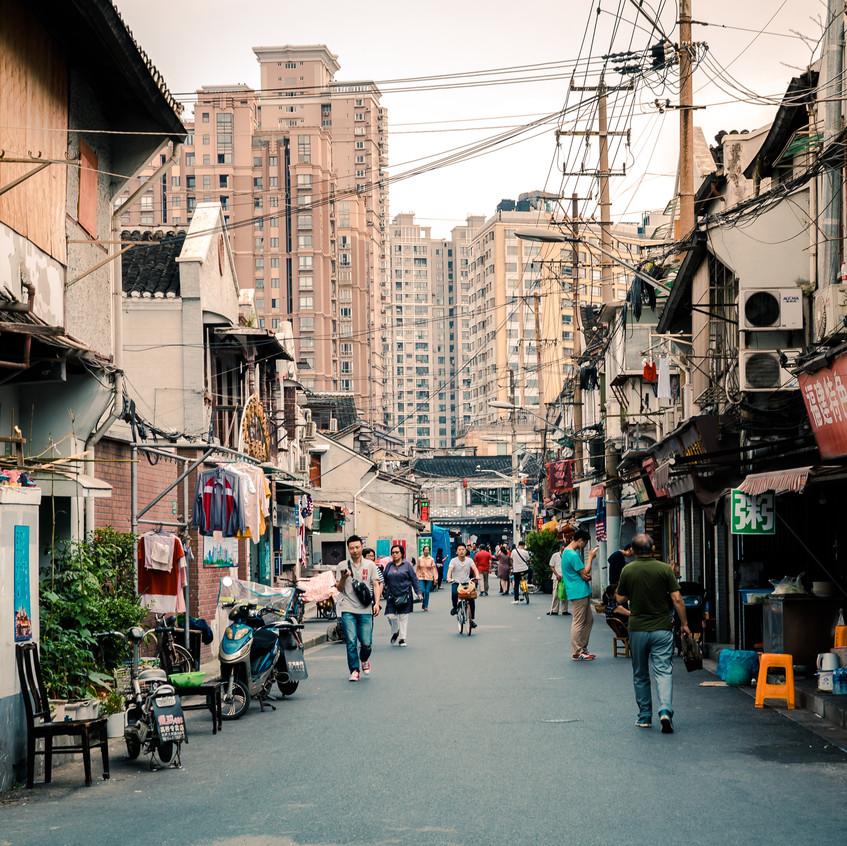 Shanghai Konzertreise