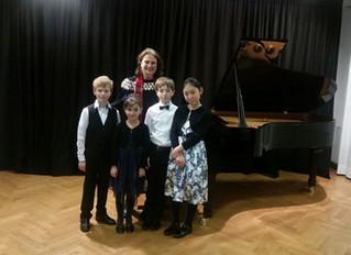 Konzert bei STEINWAY & SONS