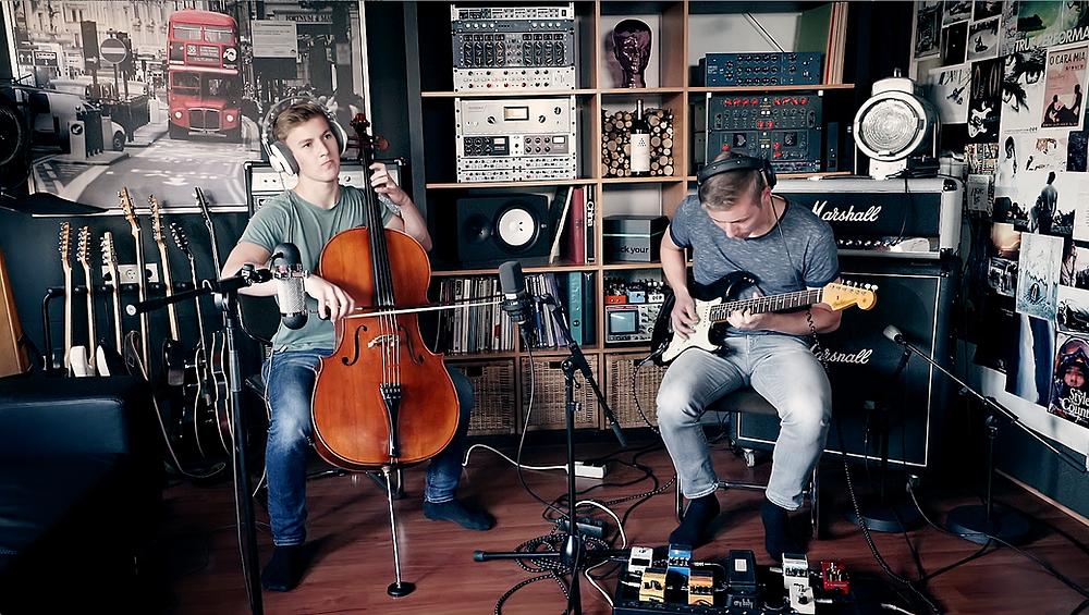 Tonstudio Metzingen, Lorenz Hahn & Florian Wendt