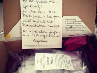 SCM Hänssler Verlag & CD-Aufnahme
