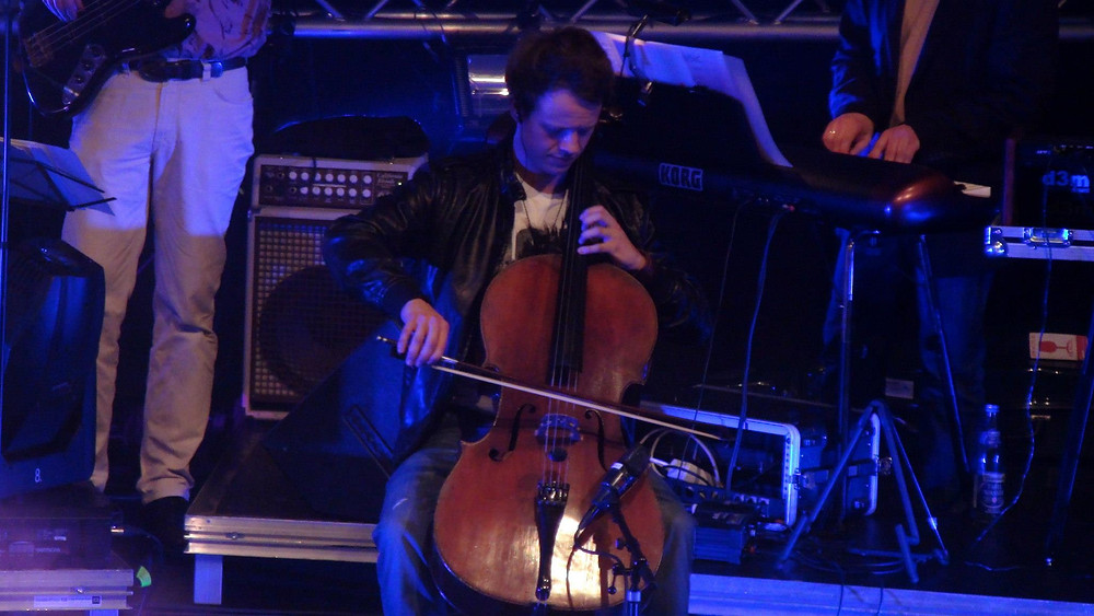 TEB Allstars Rainer Gleim Cello