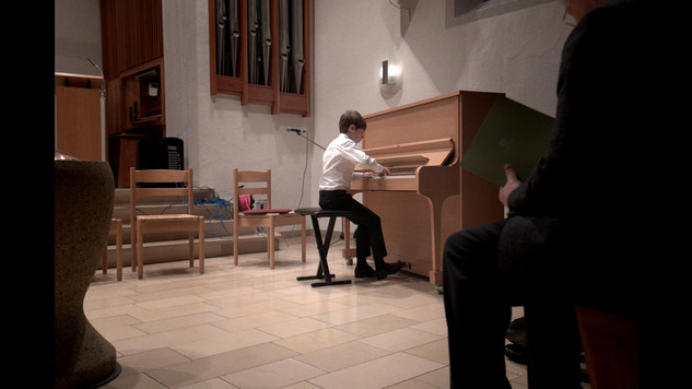 Tan-Elias Deile, Klavier