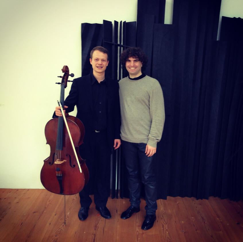 Rainer Gleim & Gavriel Lipkind