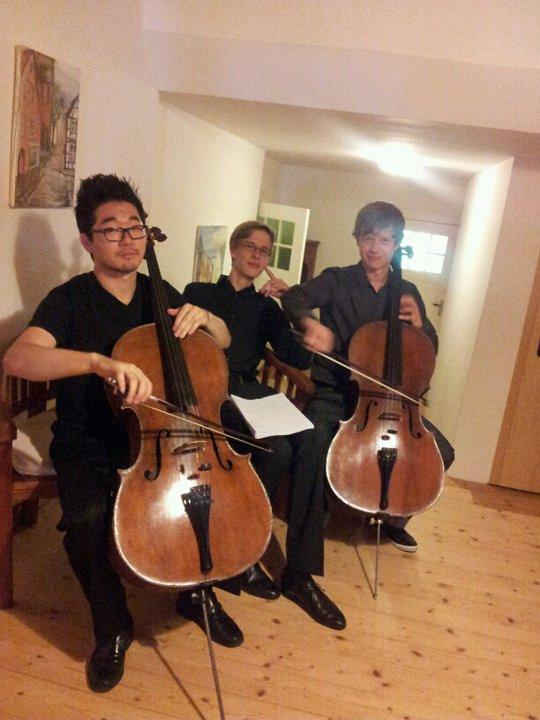 Rainer Gleim, Cello Meisterkurs Schleswig-Holstein