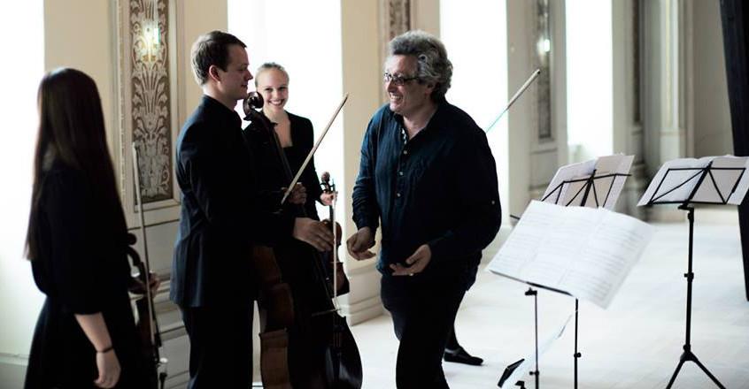 Boris Yoffe - Quartettbuch