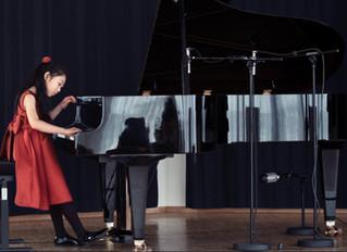 Hanming Deng (Klavier) gewinnt 2. Preis beim Tonkünstler-Wettbewerb