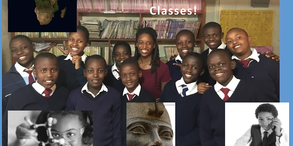 Youth Kiswahili Club + Enrichment and Empowerment Classes