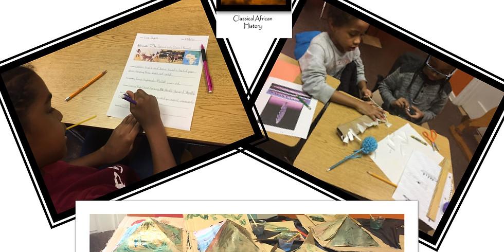 African Voyages - All Children Saturdays -  8 Week Course