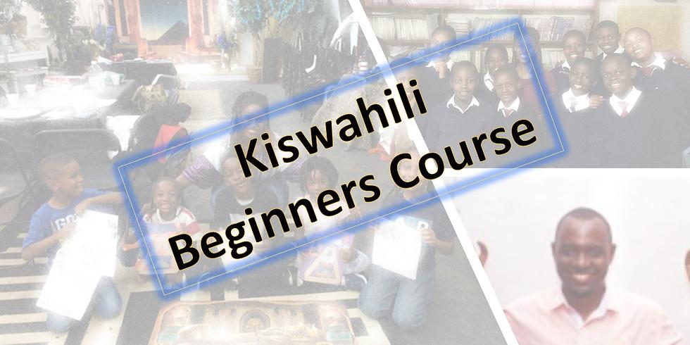 Youth Kiswahili Club - Beginners Course