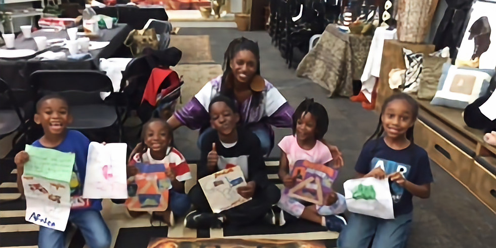 African Storytelling & Open House - 2