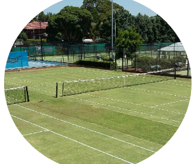 How to care for your grass tennis court