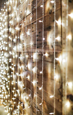 Wall lights at The Storehouse