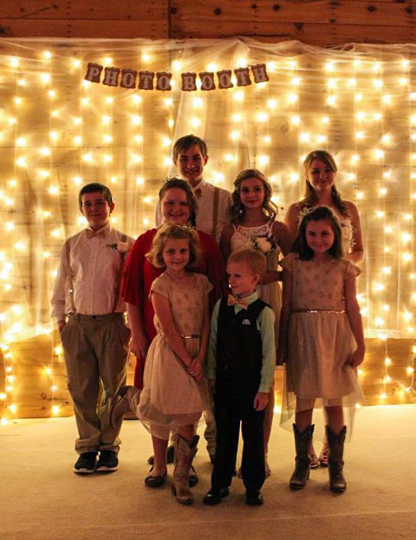 Wedding children at The Storehouse