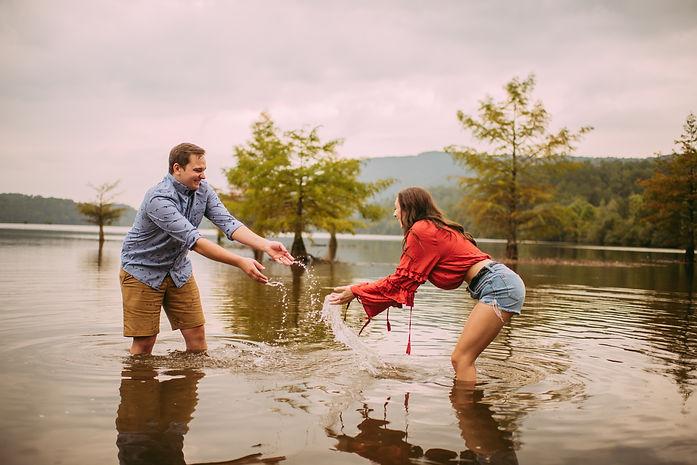Chattanooga TN | Nashville TN | Engagement Photographer