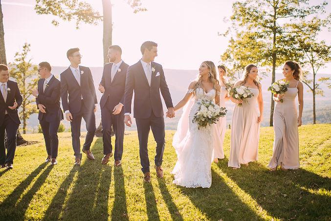 Lili B's Photography - Wedding Party-46.