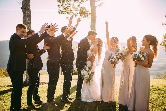 Lili B's Photography - Wedding Party-60.