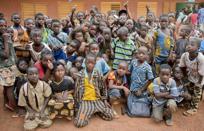 les enfants de BAM Anne-Charlotte Barnouin-Marcadé