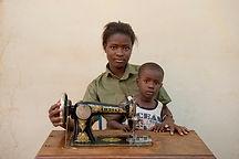 les enfants de BAM association humanitaire burkina faso photo : Anne-Charlotte Barnouin Marcadé