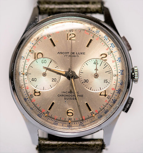 Ascot Chronograph watch