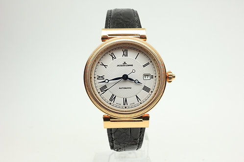 Jacques Lemans  Automatic Swiss 18k Gold