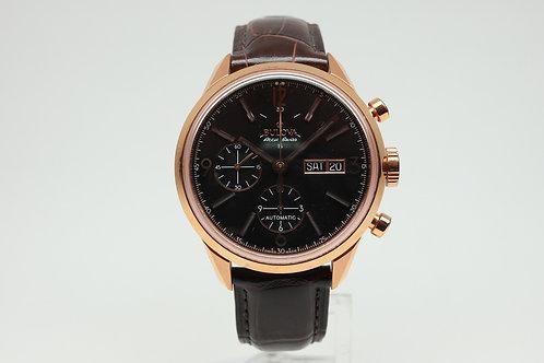 Bulova Accu-Swiss Gemini Chronograph
