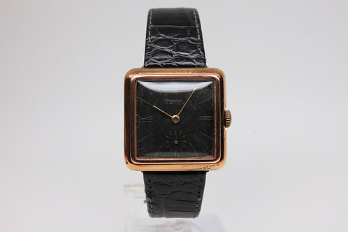 TACY Swiss Watch in 14k Pink Gold