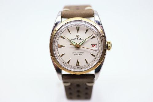 Rolex Datejust 6075 Two-Tone ca. 1950s