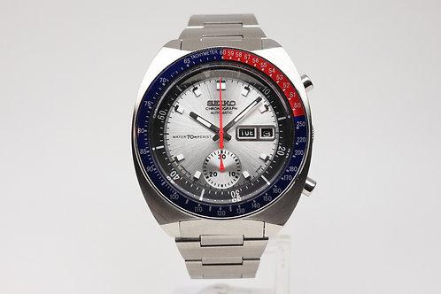 Seiko 6139-6002 Silver Pogue Chronograph