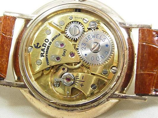 Rado Watch Repair Arlington VA certified watch repair   mail in watch repair  watch repair by mail