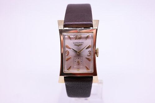 Longines Hour Glass 14k gold