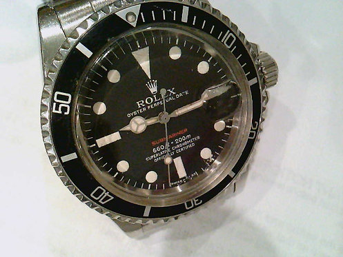 "Rolex Submariner 1680 ""Red"""