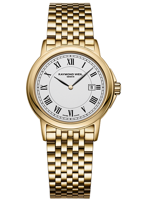 Raymond Weil Tradition Gold Mens Watch