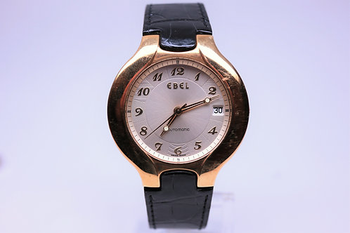 Ebel 18k Gold Automatic Watch