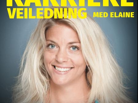 Podcast - Karriereveiledning med Elaine
