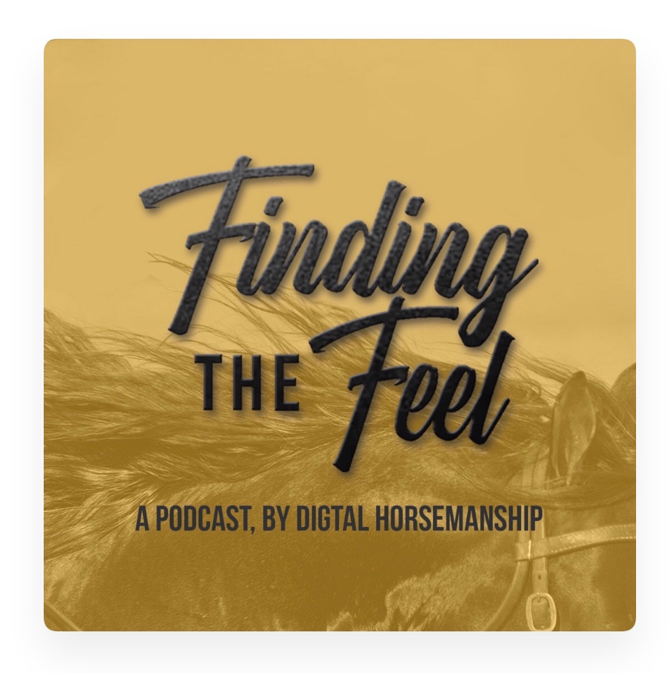 Link para acesso ao Podcast Finding The Feel