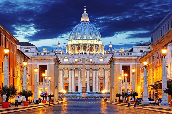 Apply for Exhibit in Rome, Italy.