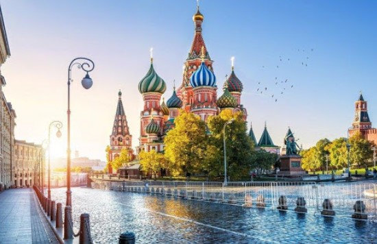 Apply for Exhibit in Moscow, Russia
