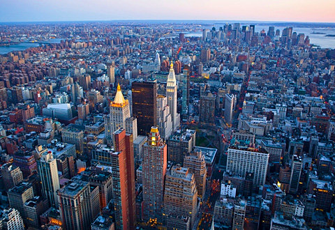 Worldwide Small Works - New York City