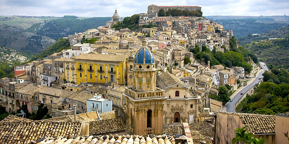 Apply for Exhibit in Sicily, Italy