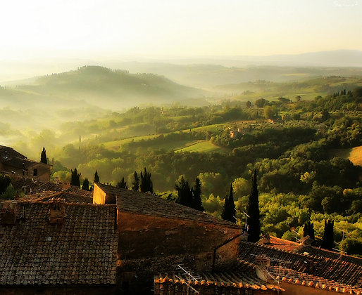 Apply for Exhibit in Tuscany, Italy
