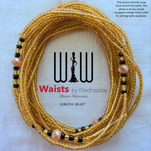 3 Strand Entice African Waist Beads
